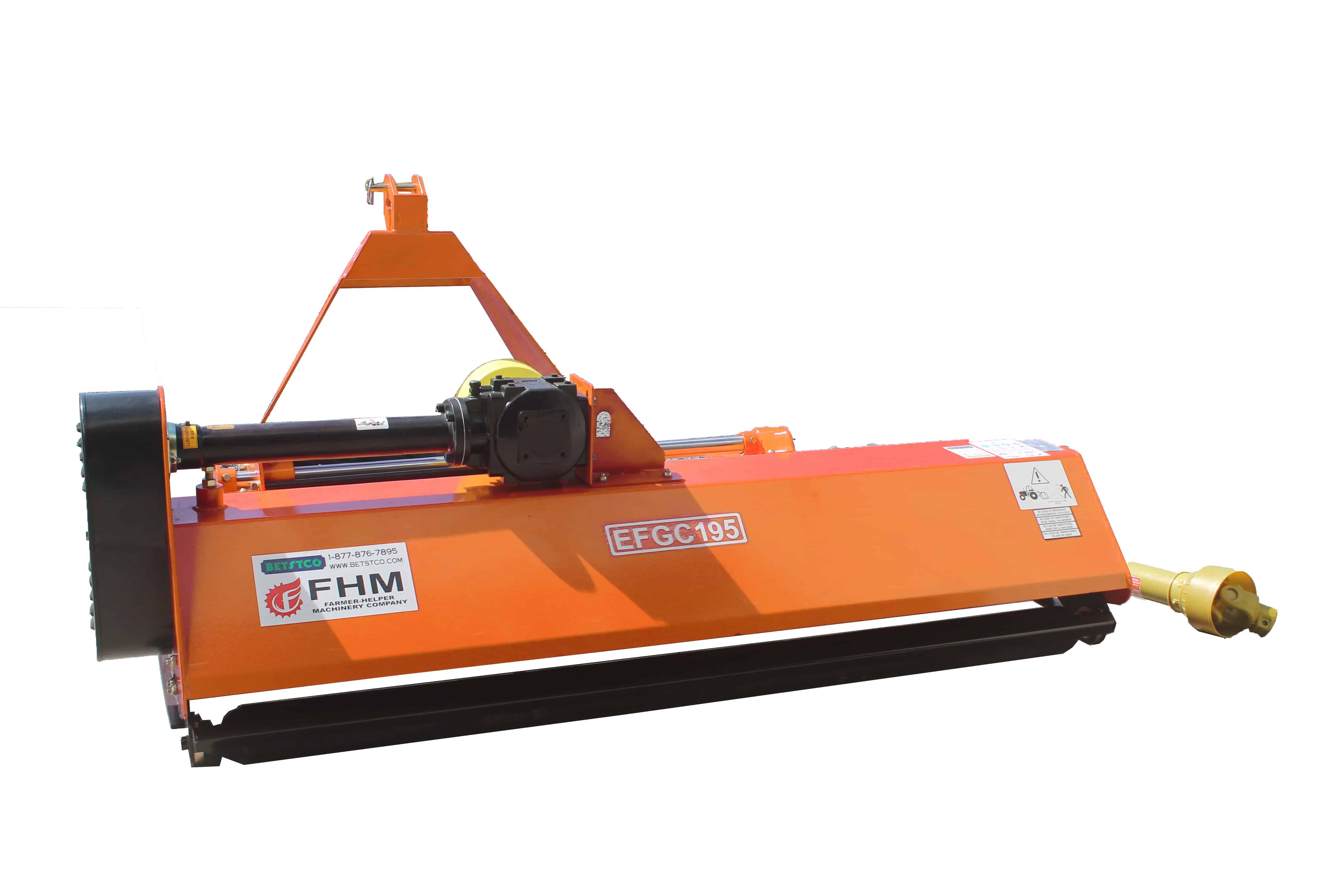 77 Quot Cut Heavy Duty Hydraulic Offset Flail Mower Fh