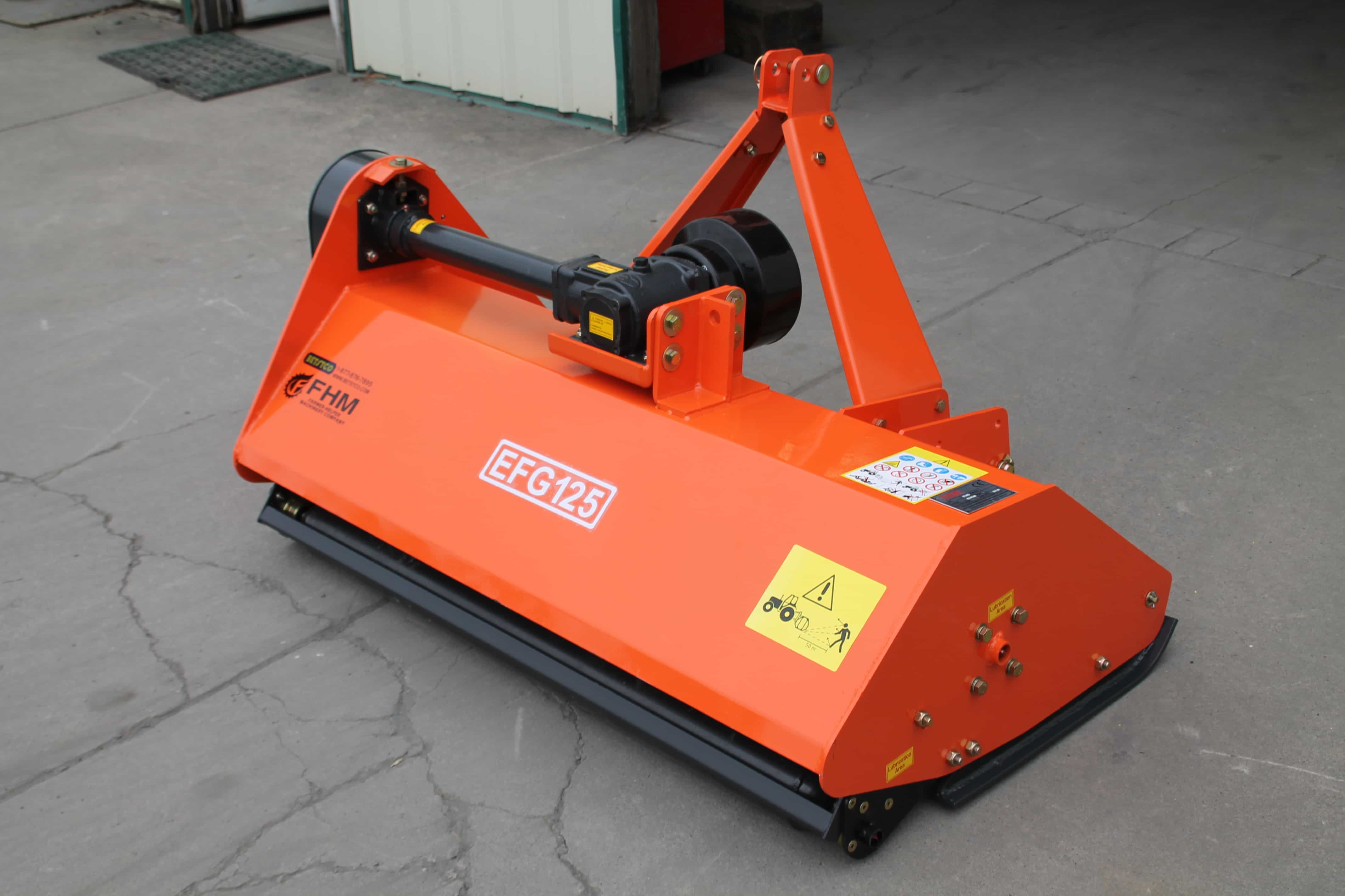 48 Quot Medium Duty Flail Mower Fh Efg125 Betstco Sales