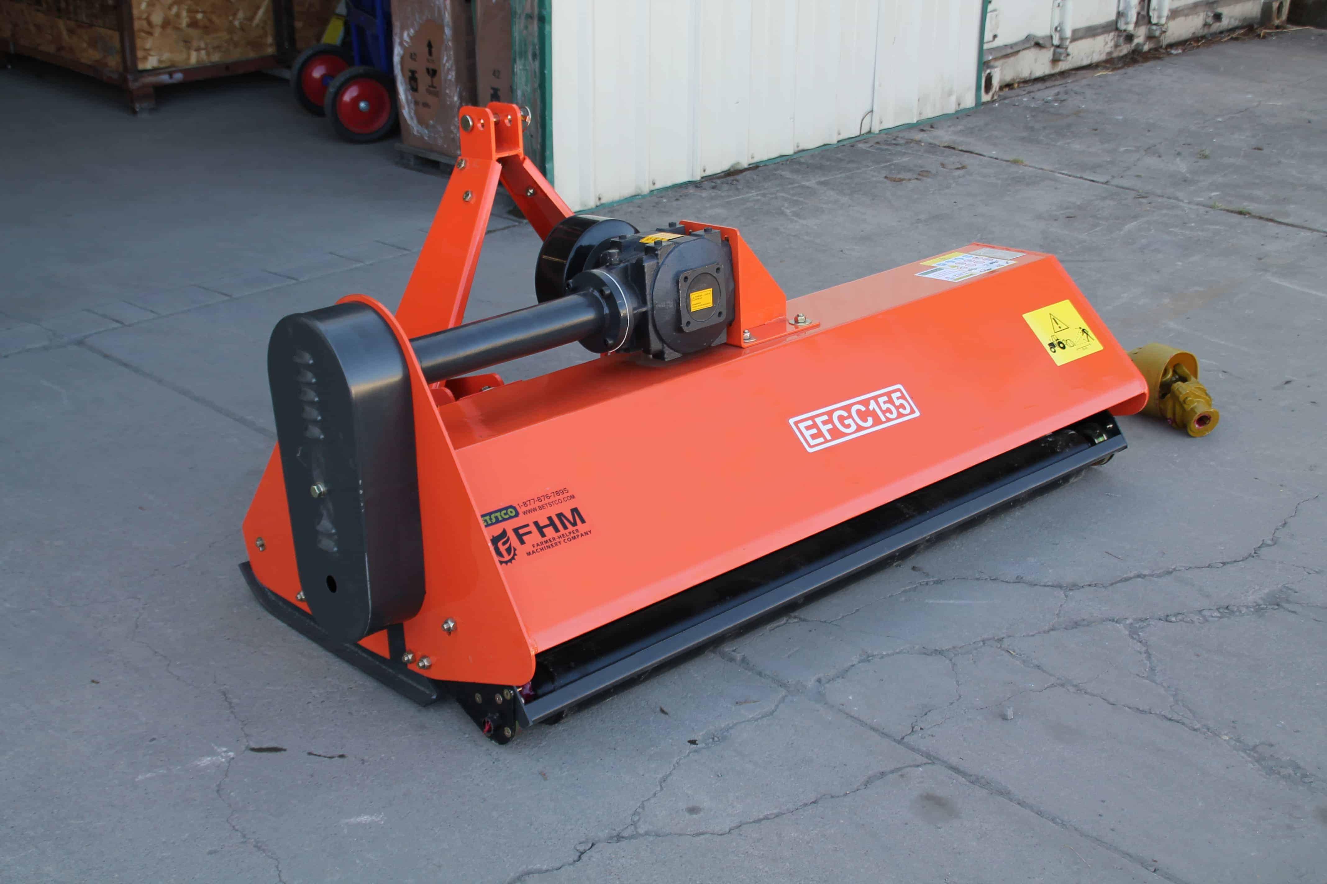 "Log Splitter For Sale >> 60"" Heavy Duty Flail Mower, FH-EFGC155 | Betstco Sales ..."