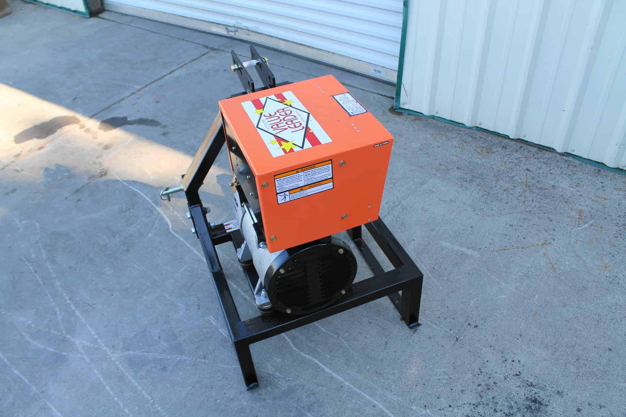 15 KW PTO Generator 3Pt  Cat I w/ PTO Driveline, VL-PTOG15K