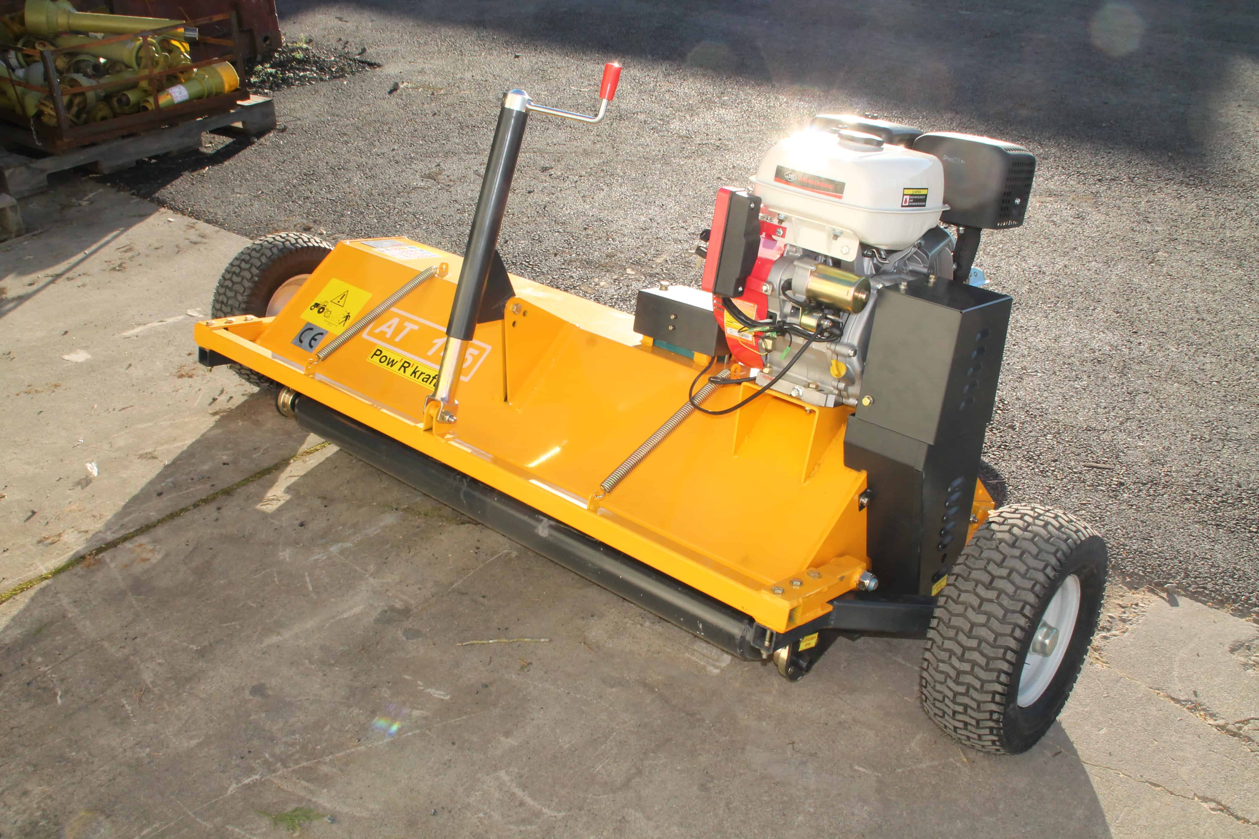59 Quot Gas Flail Mower Pk At145e Betstco Sales Parts And