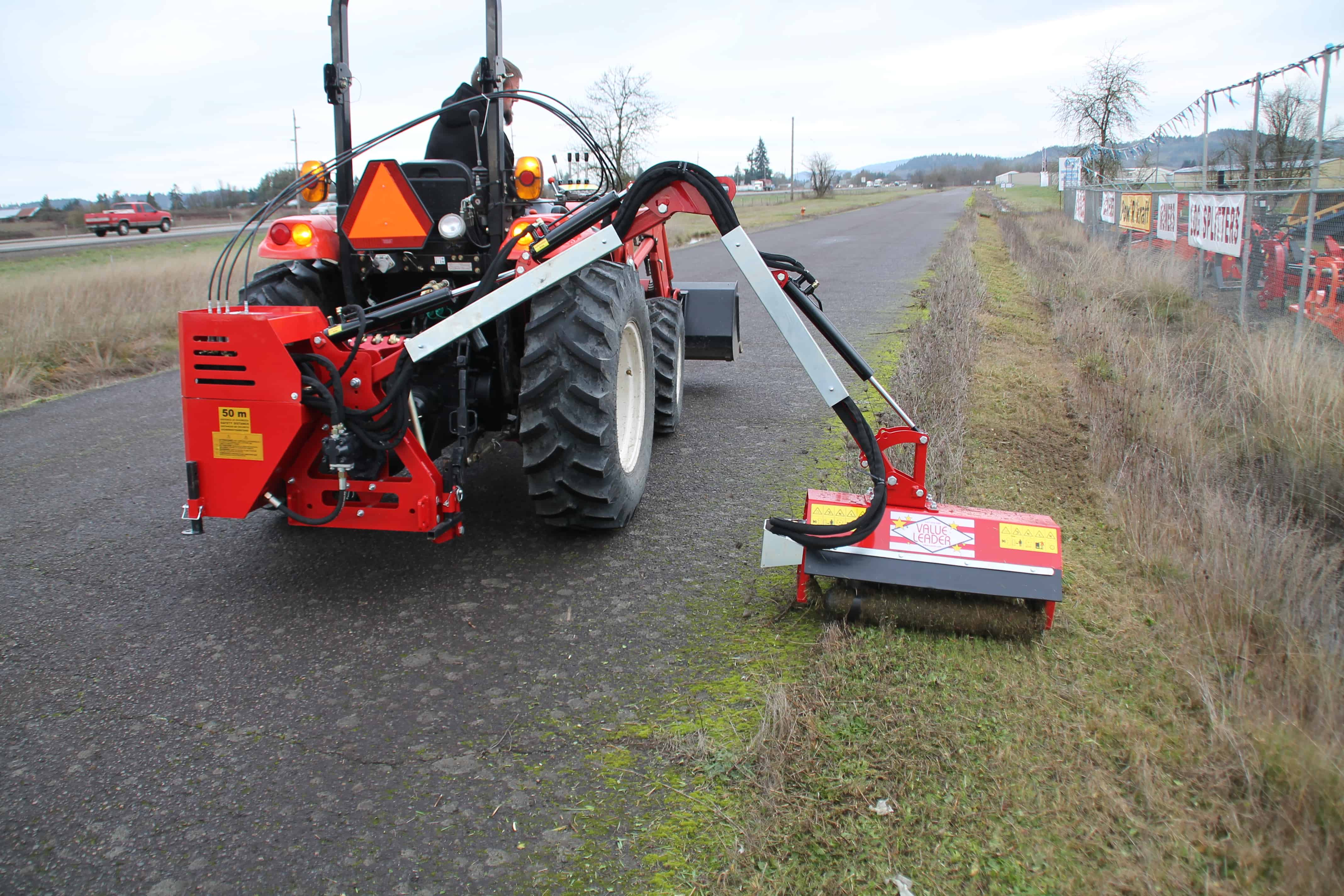 Vl Am Boom Flail Mower Vl Am80 Betstco Sales Parts