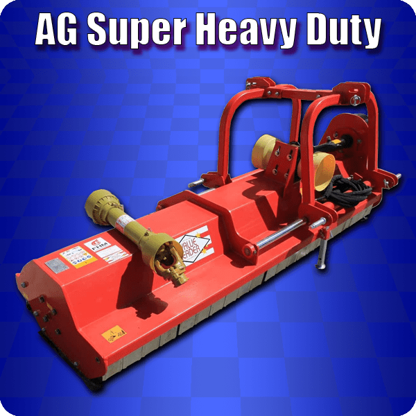 ag super heavy duty flail mower
