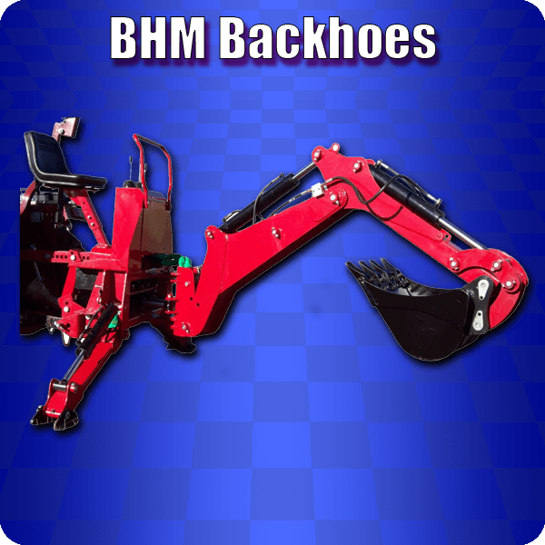 bhm backhoes