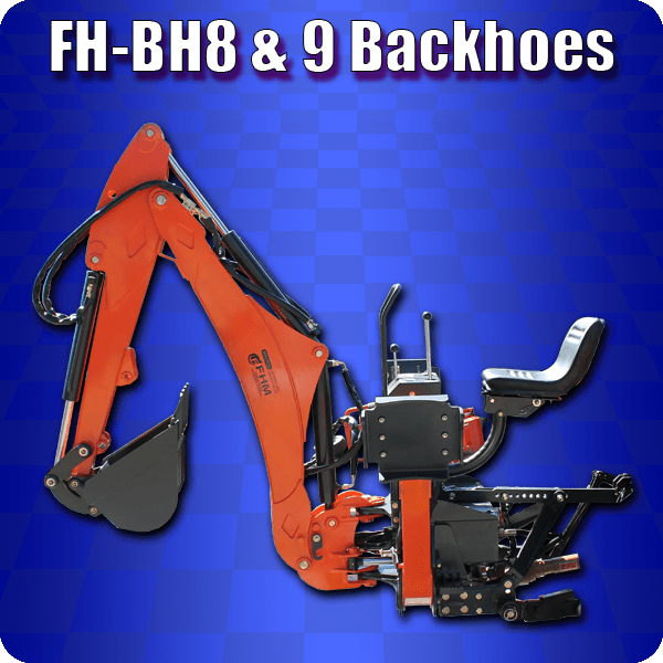 farmer helper bh 8 and 9 backhoes