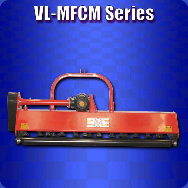 mfcm rough duty flail mower