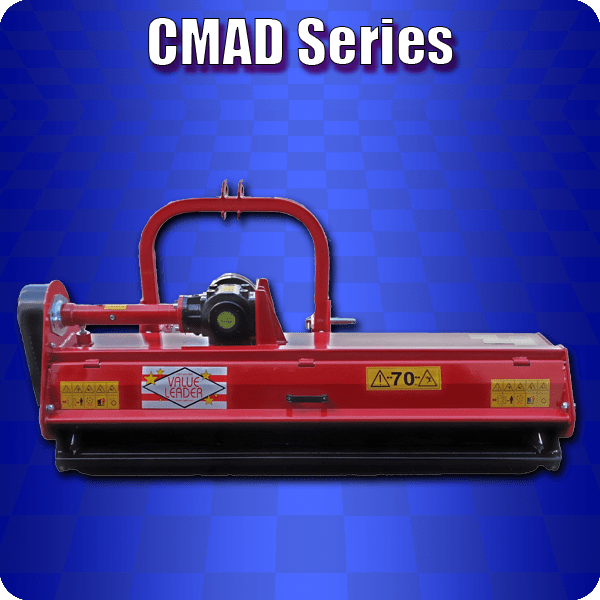 cmad commercial flail mower