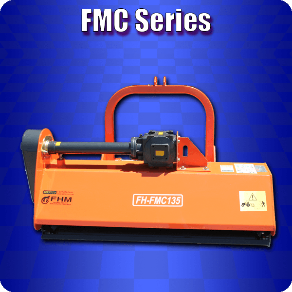 fmc commercial flail mower