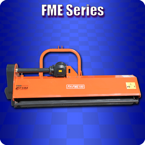 fme commercial flail mower