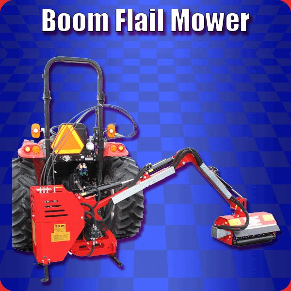 Boom Flail Mower