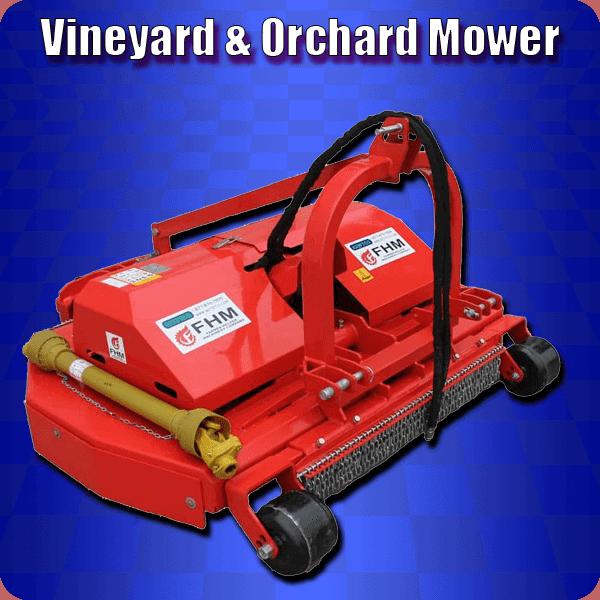 Vineyard & Orchard Mower