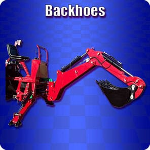 backhoes for your tractor