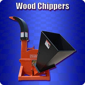 woodchippers for your tractor